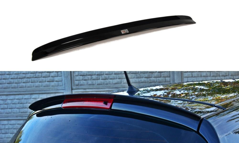 Lotka Lip Spoiler - Renault Clio III RS - GRUBYGARAGE - Sklep Tuningowy